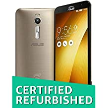 (Certified REFURBISHED) Asus Zenfone 2 ZE551ML (Gold, 32GB)
