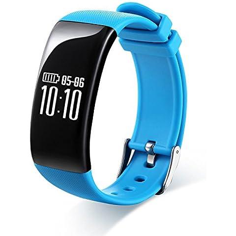 RG multifuncional inalámbrica Bluetooth pulsera de los deportes rastreador de ejercicios Monintor Salud para ios Sistema Android iPhone Samsung HTC