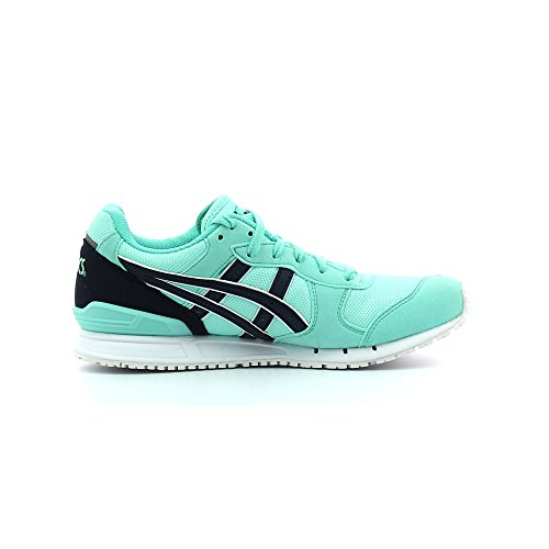 Asics Gel-Classic, Baskets Basses Mixte Adulte Light mint / Indian ink