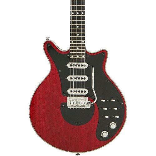 Brian May Gitarren Brian May Signatur Elektrogitarre Antique Cherry Gitarren Signatur