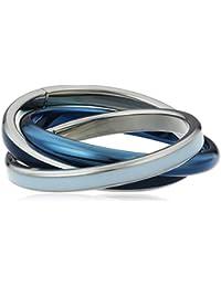 Esprit - ESRG11579A - Marin Blue - Bague Femme - Acier inoxydable 4.2 gr