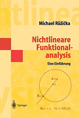 Nichtlineare Funktionalanalysis: Eine Einführung