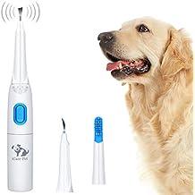 iSnow-Med Limpiador ultrasónico de Dientes para Mascotas, remueva el cálculo Dental, 3