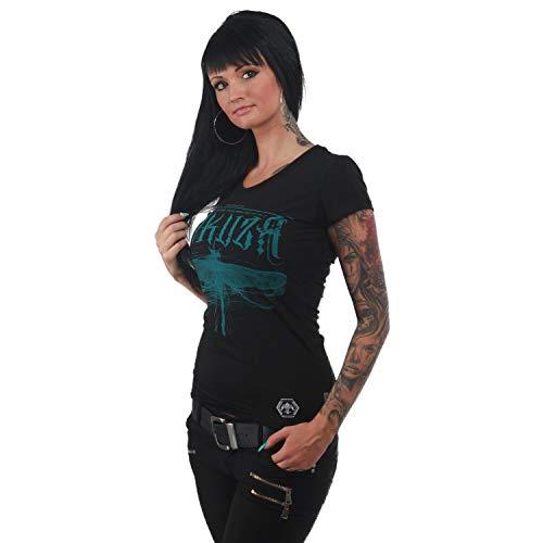 Yakuza Damen Rehab Line Dragon Fly T-Shirt