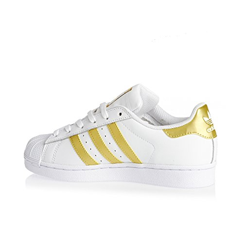 adidas Superstar Foundation J W chaussures white