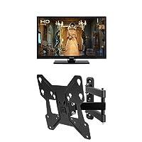 Panasonic TX-43D302B 1080p Full HD LED TV with Freeview HD - Black by Panasonic