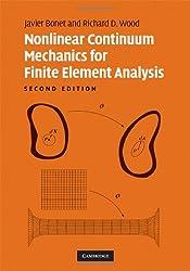 Nonlinear Continuum Mechanics for Finite Element Analysis