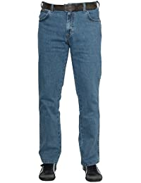 Wrangler Homme, Coupe Straight-leg, Jeans, Texas Stretch