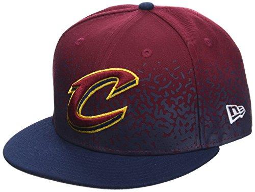 New Era Herren Snapback 9FIFTY Speckle Rise Cleveland Cavaliers NBA Cap, Gold