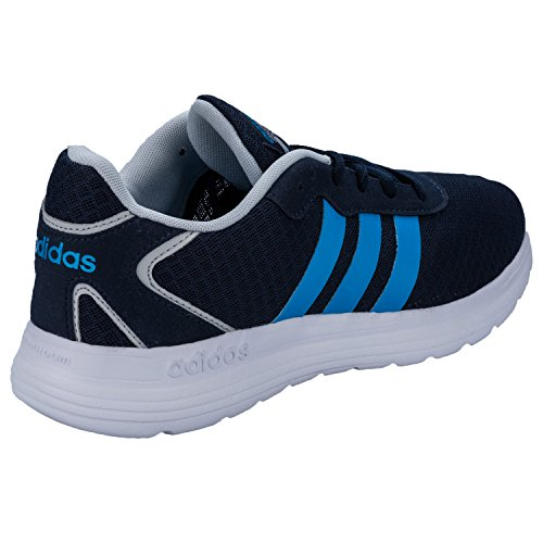 adidas Herren Cloudfoam Speed Turnschuhe, Weiß / Gelb (Maruni / Ftwbla / Amasol), Einheitsgröße Blau (Maruni / Azusol / Onicla)