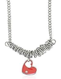Morellato SGG01 - Forever - Collar de mujer con diamantes, 45 cm