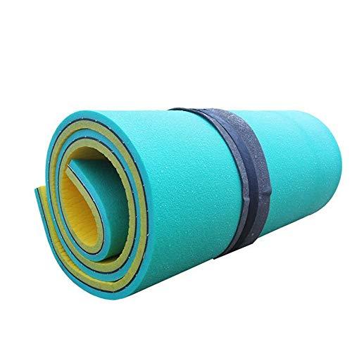 Yqihy Schwimmende Wasserauflage für Erholung und Entspannung, Pool, Durable Foam Mat für Erwachsene und Kinder 260 * 60 * 3,3 cm angepasst Werden -