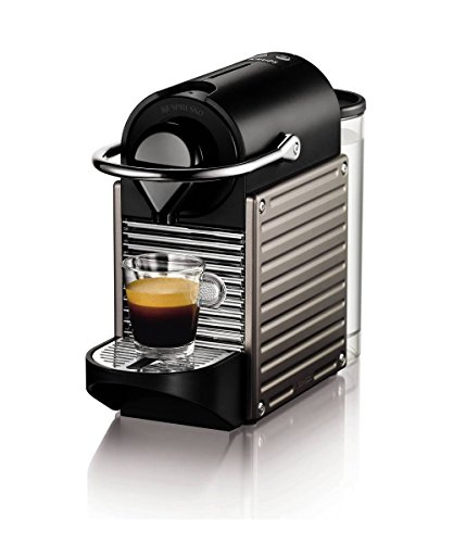 Nespresso XN300540 Pixie Coffee Machine by Krups
