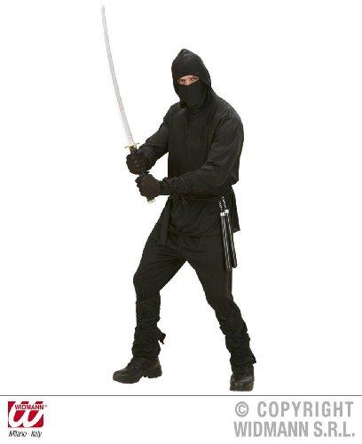 KOSTÜM - NINJA - 50/52 (M) (Kostüm Mann Ninja)