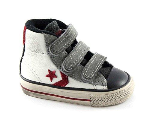 750635c Converse Phaeto White Star-ev Sapatos Pleyer Bebê Todos Armadilhas Estrela Bianco