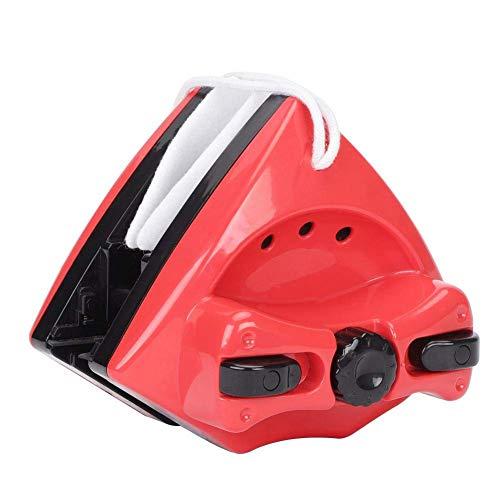 Lavavetri Magnetico Pulitore Elettrici per Finestre Vetrine con Doppio Magnete Spazzola per Pulire Professionale Automatico Vetri Pulisci per Esterni