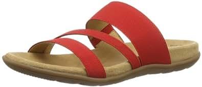 Gabor Shoes Gabor 83.762.85 Damen Clogs & Pantoletten, Rot (flame), EU 37 (UK 4) (US 6.5)