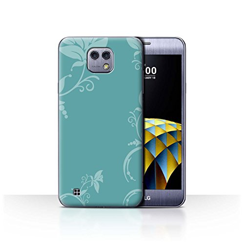 coque-de-stuff4-coque-pour-lg-x-cam-k580-teal-floral-design-mode-hivernale-collection