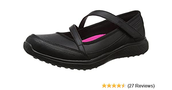 be3c65e046e87 Skechers Girl's Microburst-Scholar Spirit Mary Janes: Amazon.co.uk: Shoes &  Bags