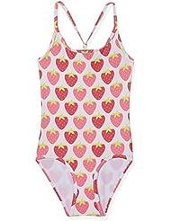 Unbekannt Mädchen Einteiler Strawberry Swimsuit