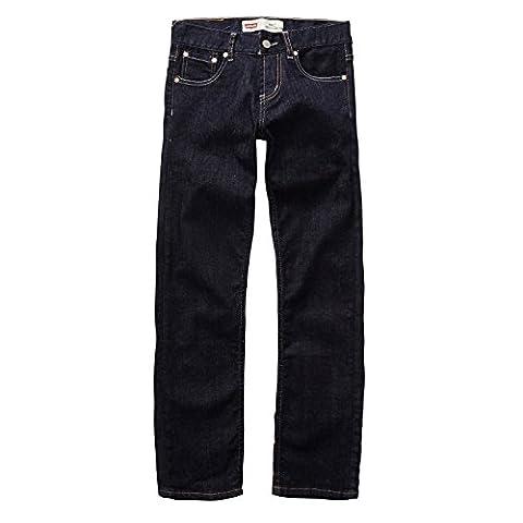 Levi's N92200G - Jeans - Uni - Garçon - Bleu (Indigo) - FR: 16 ans (Taille fabricant: 16 ans)