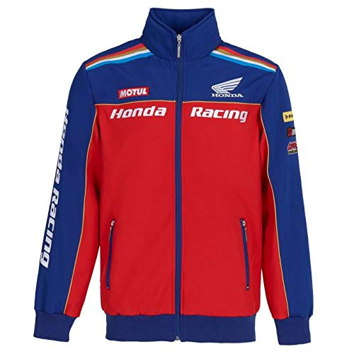Honda Endurance Racing Team Soft Shell Giacca Ufficiale 2019