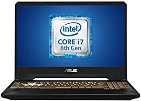 "ASUS TUF FX505GM-BQ262T, Notebook con Monitor 15,6"" FHD No Glare IPS 60Hz, Intel Core i7-8750H, RAM 16 GB DDR4, 1 TB +..."