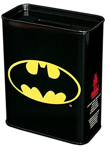 Preisvergleich Produktbild DC Comics - Batman - Blech-Spardose - Logo