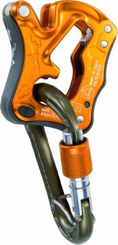 Climbing Technology Click Up Kit Versicherer Verwendung Seil mit Karabiner Test