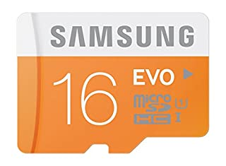 Samsung Carte Mémoire EVO Micro SD Classe 10 MB-MP16D/EU 16 Go Sans adaptateur SD (B00J2973JG) | Amazon price tracker / tracking, Amazon price history charts, Amazon price watches, Amazon price drop alerts