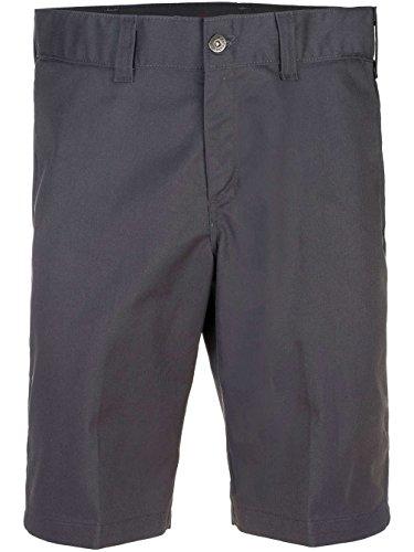 Dickies Herren Shorts Industrial Work Grau (Charcoal)