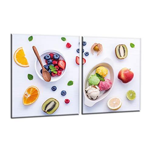 Decorwelt | Cubrir vitrocerámica Frutas Cubiertas