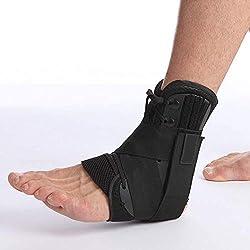 Queta Knöchelriemen, fixiert, Anti-Spore Rehabilitationsgürtel, Knöchelriemen, Lauffuß-Sport-Schutzausrüstung L