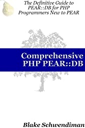 Comprehensive PHP PEAR::DB