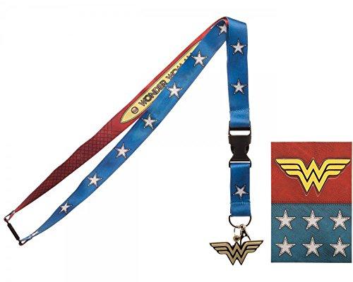 DC Comics Wonder Woman Suit Up Charm Acollador