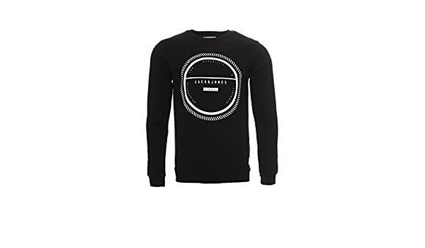 Jack /& Jones Felpa da uomo jconulle SWEAT Crew Neck