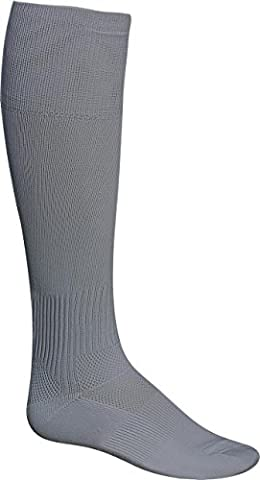 Admiral Professional Soccer Socks, Silver,
