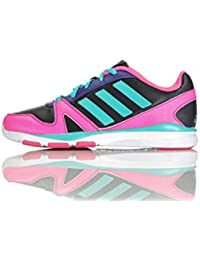 Adidas - Adidas Dance Low K Zapatos Deportivos Fucsia Cuero M20497