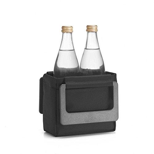 Preisvergleich Produktbild Reisenthel Roadbag black car Aufbewahrungstasche für footwell oder Beifahrersitz, Schwarz