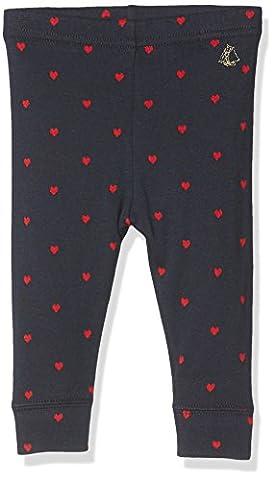 Petit Bateau Baby Girls' Smo/FR 2533856 Leggings, Multicolor (Smoking/Froufrou 56.0), 6 Month (Manufacturer Size: 67
