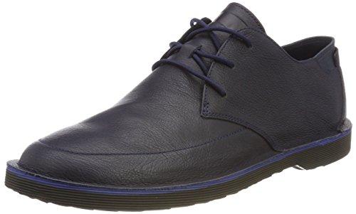 CAMPER Herren Morrys Oxfords, Blau (Dark Blue 400), 45 EU -