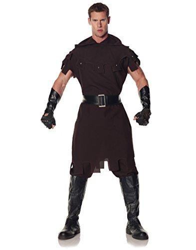 Vollstrecker-Enforcer- Kostüm Herren Gr. (Krieger Herren Kostüme)