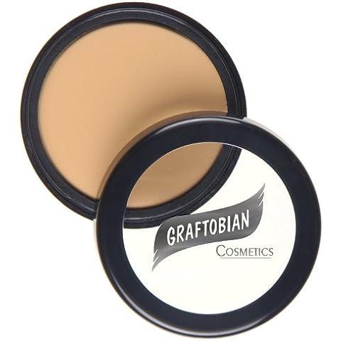 Graftobian HD Glamour Creme Foundation 0.5oz Sunlit Linen by Graftobian