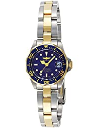 (CERTIFIED REFURBISHED) Invicta Pro-diver Analog Blue Dial Women's Watch - INVICTA-8942