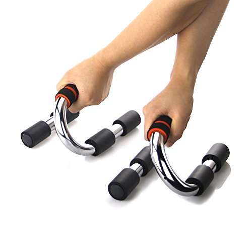 Para Flexiones Ejercicios Manijas Push up Bars Pro Entrenamiento y ejercicios Soportes para flexiones entrenamientos de abdominals