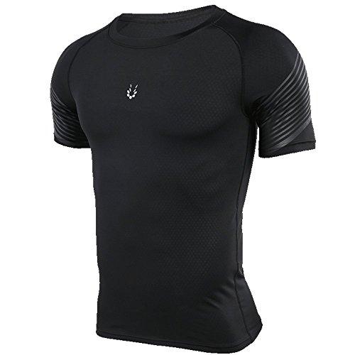 vansydical-hommes-compresseur-running-t-shirts-a-manches-courtes-base-layer-collants-shirt-workout-b