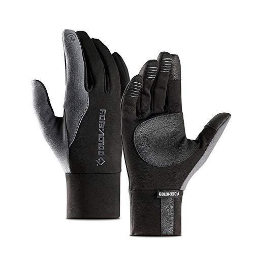 Minmin.Y Handschuhe Warme Damen Herren Winter Handschuhe Outdoor Sport Skihandschuhe Wasserdichte Bildschirmhandschuhe für Outdoor Sportarten, Skifahren, Fitness, Fitness, Camping, Radfahren