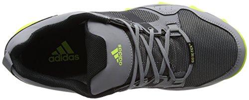 Adidas Mens Canada 7 Tr Gtx Scarpe Da Ginnastica Multicolore (grigio Tre / Core Nero / Semi Giallo Solare)