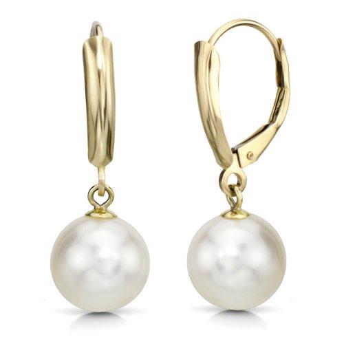 la-regis-jewelry-damen-14-k-585-14-karat-585-gelbgold-rund-susswasser-zuchtperle-perle
