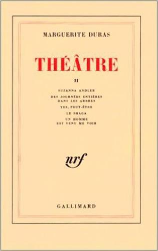 Théâtre, tome 2 par Marguerite Duras